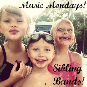 Laughing Moms Music Mondays Sibling Bands