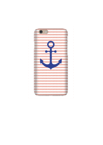 6s Anchor on Hearts Mockup