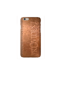 6s Copper Bar Mockup