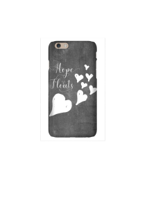 6s Hope Floats hearts Mockup