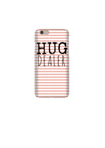 6s Hug Dealer on Hearts Mockup