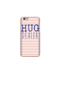 6s Navy Hug Dealer on Hearts Mockup
