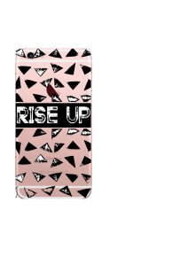 iPhone 6S Black Triangles Rise Up