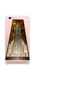 iPhone 6S Empire State Tile