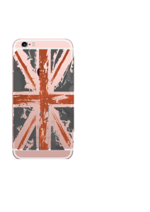 iPhone 6S Faded Union Jack