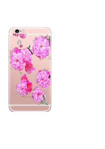 iPhone 6S Fresco Flowers Batus