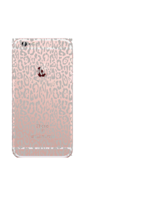 iPhone 6S Leopard Clear