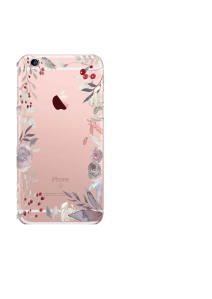 iPhone 6S Misty Meadow Watercolor Mockup
