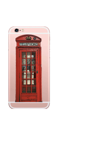iPhone 6S Red Telephone Fresco
