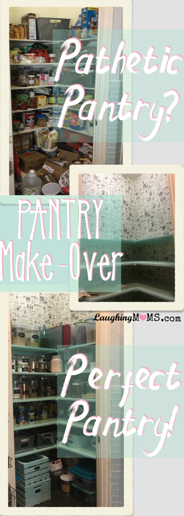 Pantry Make-over Pinterest Image.001